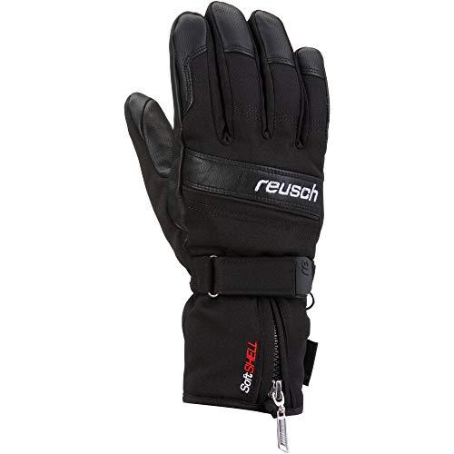 Reusch Raphael GTX Handschuh, Black/White, 8