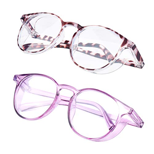 Outray Anti Fog Safety Glasses Stylish UV Protection Anti Scratch for Women for School Outdoor Work