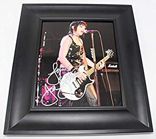 rock and roll autographed memorabilia