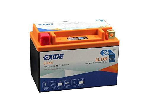 EXIDE - BATTERIE EXIDE LI-ION ELTX9