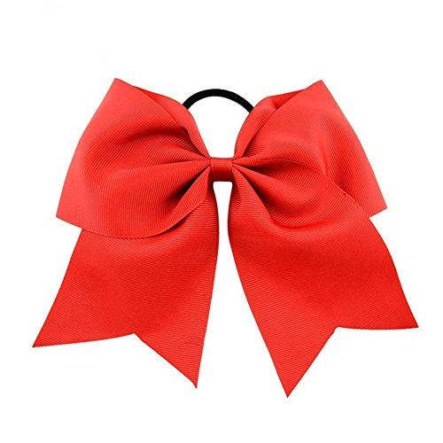 Niedliche Haarschleife für Mädchen, Babys und Kinder, Haarband für Pferdeschwanz