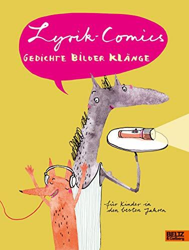 Beltz GmbH, Julius Lyrik-Comics: Bilder Bild