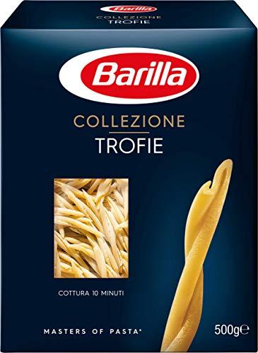 Barilla Hartweizen Pasta Collezione Trofie - 3er Pack (3 x 500g)