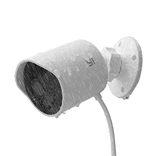 Cámaras de Vigilancia WiFi, Cámaras de Vigilancia Interior / Exterior 1080P IP66 Detección de Movimiento, 2 vías Audio,Seguridad para casa,IP CCTV Sistema Seguridad para el bebé/Mascotas