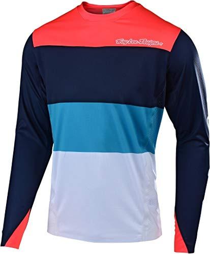 Troy Lee Designs Sprint Elite Beta Jersey Dunkelblau/Orange XXL