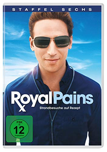 Royal Pains - Staffel sechs [3 DVDs]