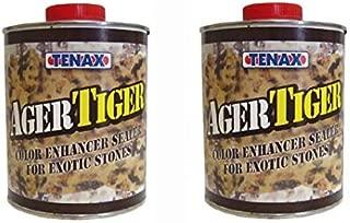 Tenax Tiger AGER - 1 Quart (Pack of 2)