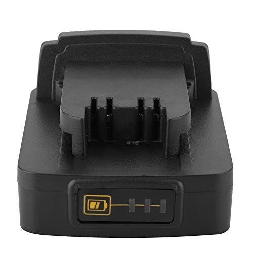 Esenlong Haute qualité pour Makita 18 V Li- Ion Batterie pour Milwaukee M18 Adaptateur de courant