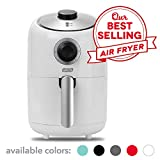 Dash Compact Air Fryer 1.2 L Electric Air Fryer Oven Cooker with Temperature Control, Non Stick Fry...