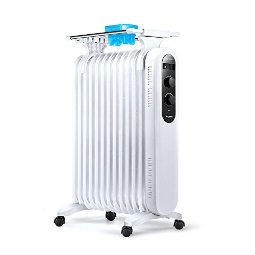 Fantastic Deal! YD Heater, electric oil heater space heater intelligent thermostat built-in steam hu...