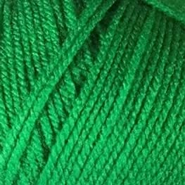 Cygnet Pato Everyday Dk 100% hilo acrílico para tejer prendas de ganchillo muy suave, 1 ovillo – 270 m/100 g – Apple 988