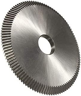 AtFipan 80x16x5mm Cutting Wheel 110 Teeth 80 Degree Cutting Disc For Key Machine