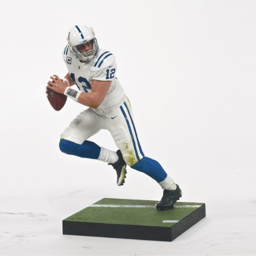 McFarlane Toys NFL Series 33 Andrew Luck Figure
