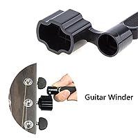 ギターギター修理ツール ストリングカットスパナ レンチ チューニング ナット 締め 緩め 収納便利