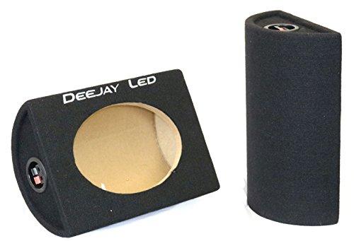 DEEJAY LED TBH699 Pair 6X9 Speaker Box