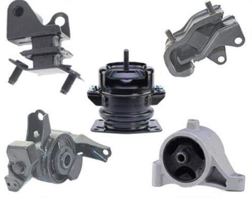 Engine & Transmission Mount 5pc Kit fits Honda Ridgeline 3.5L 2006-2008