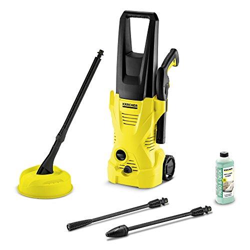 Karcher 1.673 – 240.0 Hochdruckreiniger K2 Home, gelb/schwarz