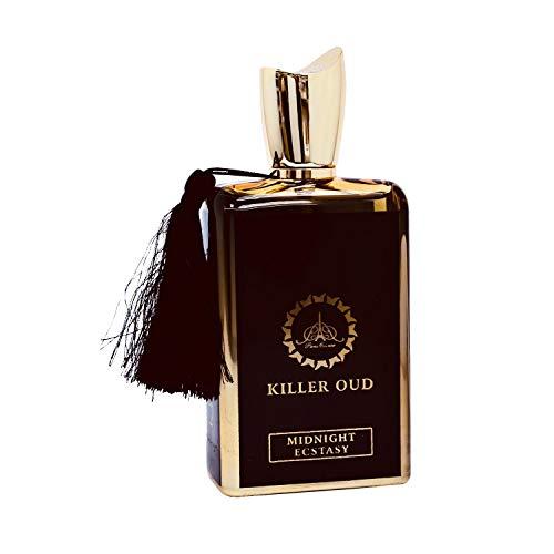 Middernacht Ecstasy Killer Oud Series Eau de Parfum UNISEX EDP geur 100 ml PARIJS CORNER PERFUMES