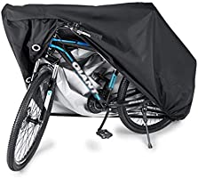 SKEIDO Waterproof Bike Cover Heavy Duty Oxford Bicycle Cover with Double stitching & Heat Sealed Seams, Protection from...