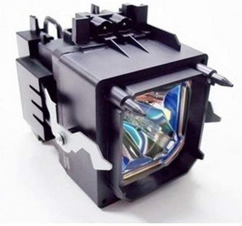 FI Lamps KDS-R60XBR1 Sony Projection TV Lamp Replacement. Lamp Assembly with Genuine Original Osram P-VIP Bulb Inside.