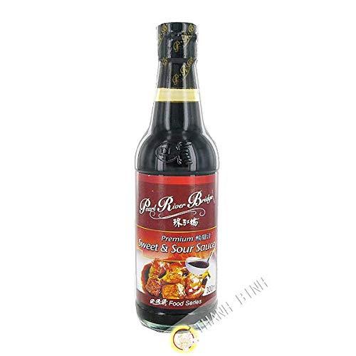Premium Sweet & Sour Sauce (Süß & Sauer Sauce) Pearl River Bridge 300ml