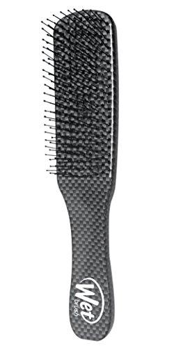 Wet Brush Men's Detangler Hair Brush, Black