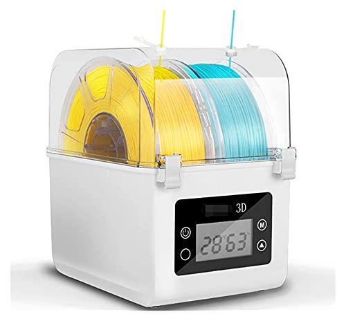 Popular Box Asciugatrice Aggiornamento Adatta per stampante 3D Riscaldamento originale Asciugatura Cassetta di immagazzinaggio Casella di immagazzinaggio Tenere il filamento Dry Stampa parte durable
