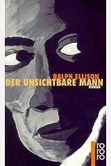 Der unsichtbare Mann. Paperback