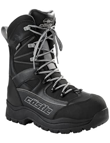 Castle X Force 2 Men's Snowmobile Boot - Gray - 11