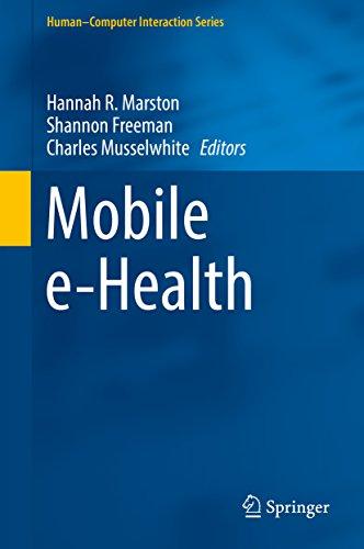 Mobile e-Health (Human–Computer Interaction Series)