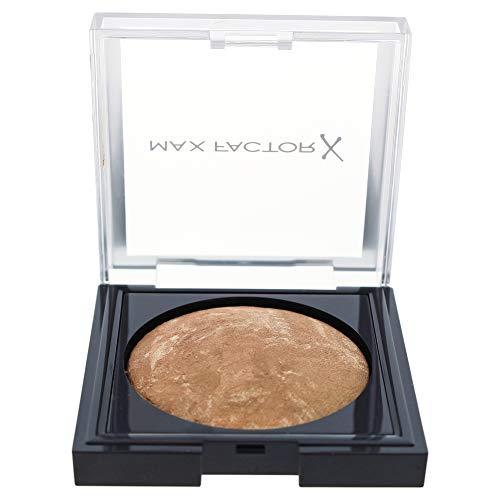 Max Factor Cream Bronzer Bronze 10 – Bronzing Powder für einen sonnengeküssten Glow –...