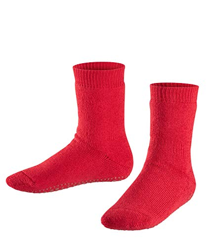 FALKE unisex-Kinder Socken, Catspads K CP-10500, Rot (Fire 8150), 19-22