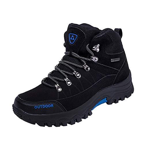 Zapatillas Running Hombre Botas montaña Impermeables Hombre