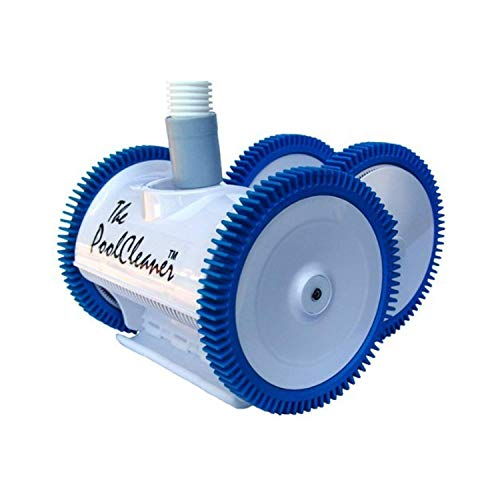 Hayward W3PVS40JST Poolvergnuegen Pool Cleaner (Automatic Pool Vacuum), White