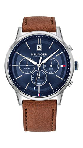 Tommy Hilfiger Herrenuhr Casual Multifunktion 1791629