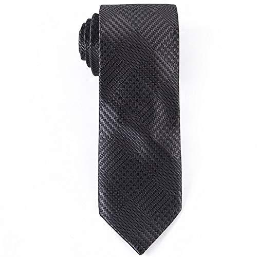 CNBB Schneider Smith Überprüft Gestreifte Krawatten Mikrofaser Tier Krawatte Mode Herren Grau Gelb Rosa Krawatte Geschenke Für Männer