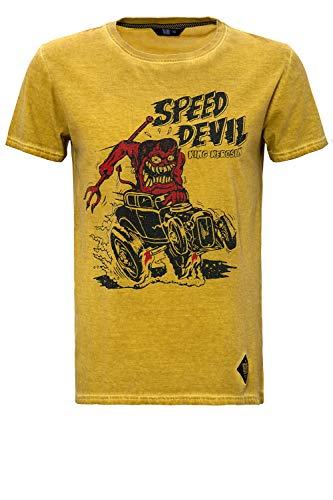 King Kerosin Speed Devil Camiseta para Hombre