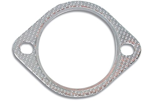 Vibrant Performance 1458 2-Bolt High Temperature Exhaust Gasket, 3""