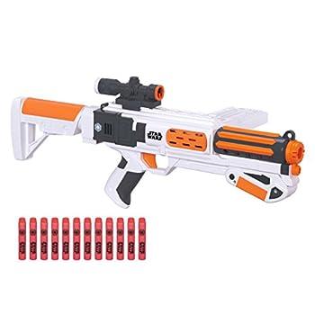 Star Wars Villain Trooper White Class II Blaster