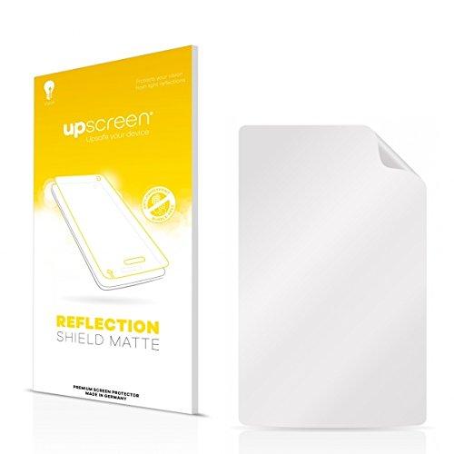 upscreen Reflection Shield Matte Displayschutz Schutzfolie für Mitac Mio Cyclo 305 HC (matt - entspiegelt, hoher Kratzschutz)