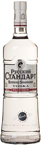 Russian Standard Platinum Wodka (1 x 1 l)
