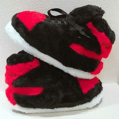 NC56 Soleslip Sneaker Hausschuhe Plüsch Gemütliche Übergroße Schuhe Frauen Männer Designer Folien Home Pantuflas Zapatillas De Casa Hombre
