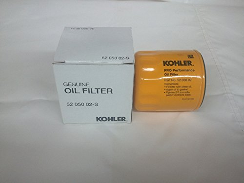 Kohler 52 050 02-s Genuine Oil Filter Lawnmower Part & Accessory 5205002-s