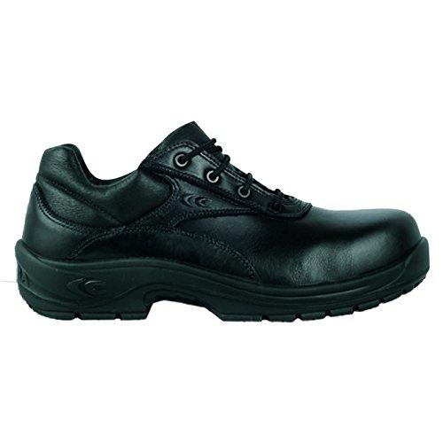Cofra 10110-000.W37 Chaussures de sécurité Alexander S3 Hro SRC Taille 37 noir
