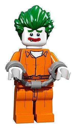 LEGO Batman Movie Series 1 Collectible Minifigure - the Joker Arkham Asylum (71017)