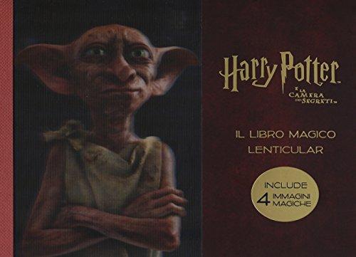 Harry Potter e la camera dei segreti. Il libro magico lenticular. Ediz. a colori (Vol. 2)