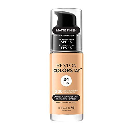 Base Revlon Colorstay 24 hr Golden Beige
