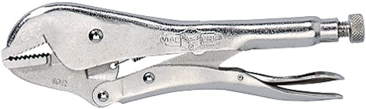 "Irwin Vise-Grip 7R 302L3 7/"" Original Straight-Jaw Locking Pliers-Box of 5"
