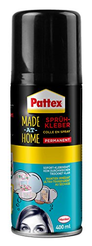 Pattex Made at Home Sprühkleber permanent, 400 ml
