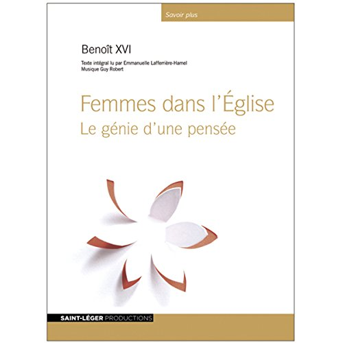 Femmes dans l'Eglise audiobook cover art